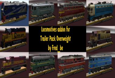 Addon for the Trailer Pack Overweight v1.27