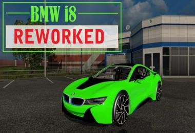 BMW i8 – Reworked