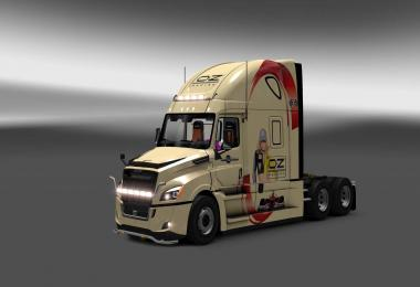 Cascadia 2018 OZ Racing skin 1.27