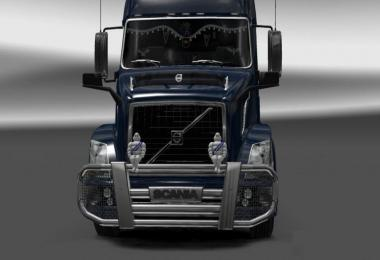 DLC cabin for Volvo 780 v1.0