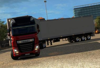Double Trailers ETS2 1.28.x