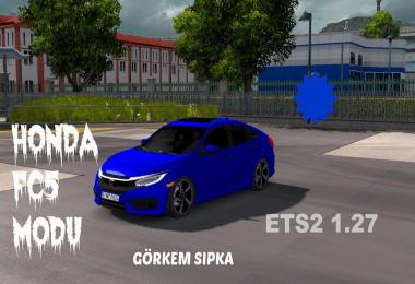 ETS2 HONDA Civic FC5/ACCORD 1.27