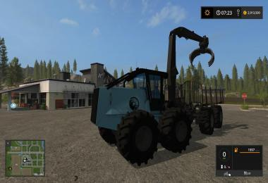 Forwarder Fixed + Trailer v1.0