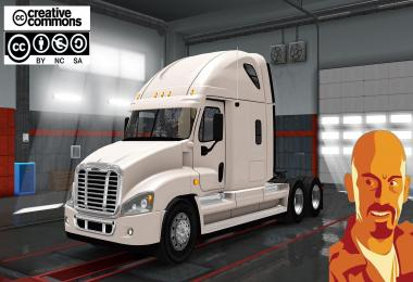 FREIGHTLINER CASCADIA ATS 1.28.x
