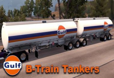 Gulf B-Train Tankers Skin
