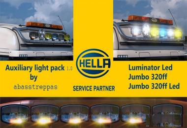 Hella Auxiliary Light Pack v2.0 by abasstreppas