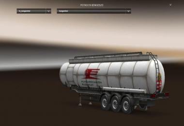 Hungarocamion trailer pack