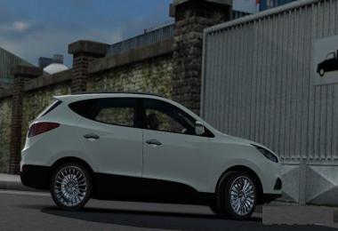 Hyundai ix35 1.28x beta
