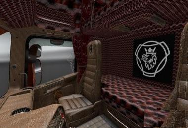 Interior Krokodile for Scania RS RJL