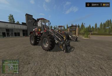 JCB 435s Digital Camo Edition v1.0