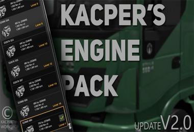 KACPER'S ENGINE PACK v2.0