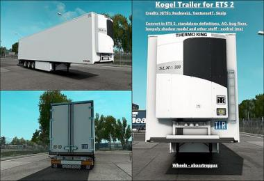 Kogel Trailer 1.27