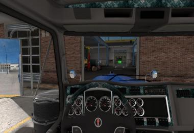 Lux Interior for Kenworth W900 v1.0