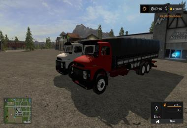 MB 1518 Farming simulator 17 v1.0
