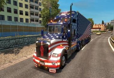 Mega American Truck Pack for ETS2