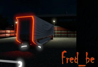 Mercedes Benz Aero Trailer concept V1.28 (UPDATE)