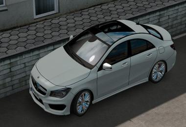 Mercedes Benz CLA [1.27.x]