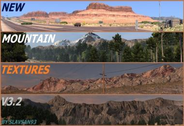 New Mountain Textures v3.2