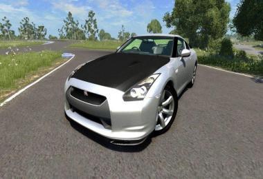 Nissan GTR  1.27.x