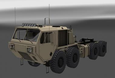 Oshkosh Defense HEMTT A4 v1.27-1.6 FIX and MIX