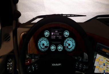 Prib Panel DAF XF 105 v4.9 [1.27.x]
