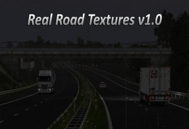 Real Road Textures v1.0