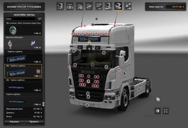 Scania R2008 50k v5.0 Nikola Edit