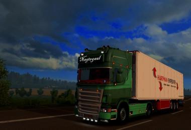 Scania R500 Nagtegaal v2.0 Nikola Edit
