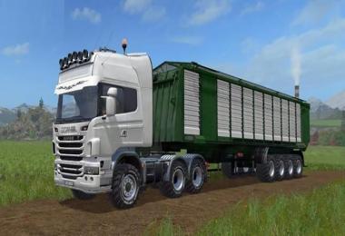 Scania R730 AGRO TRUCK v1.02 FINAL