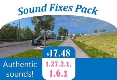 Sound Fixes Pack v17.48