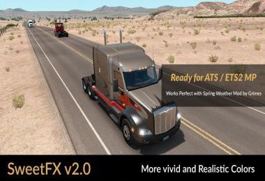 SweetFX v2.0 (Mod 14 SP)