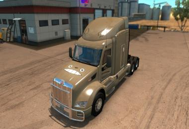 Totoro Skin for Peterbilt 579 Universal