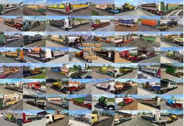 Trailers and Cargo Pack by Jazzycat v5.3