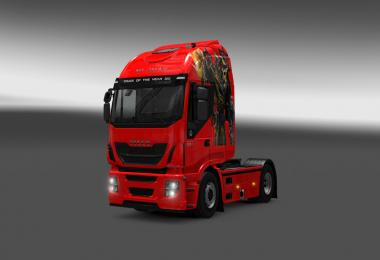 Transformers 5 Red v1.0