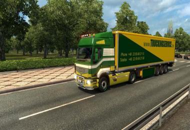 Trucking Service trailer 1.27