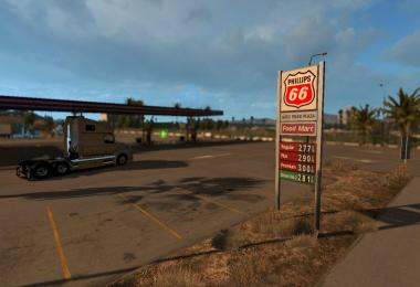 USA Real Gas Stations v1.2