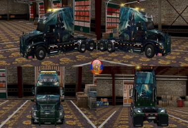 Volvo WNL670 New Style 29 Combo Skin Packs 1.27.2.9s