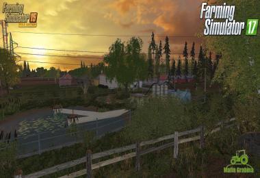 Ziarkovo Farming simulator 2015 v2.0