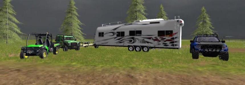 2008 Weekend Warrior Camper (Converted) V1
