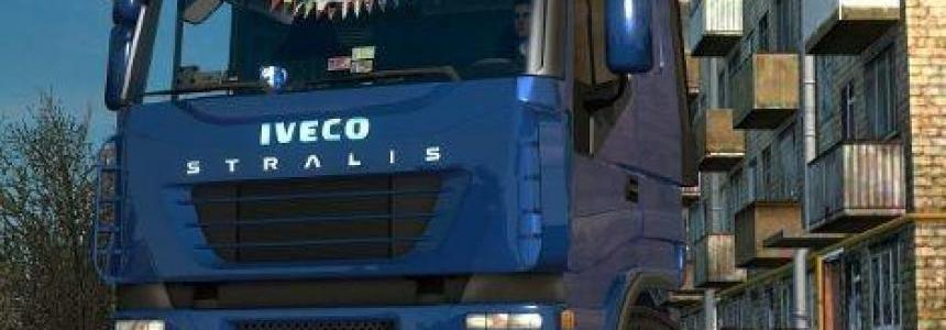 Iveco Stralis MK 1 Updated & Fixed WIP