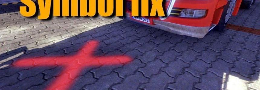 Symbol Fix