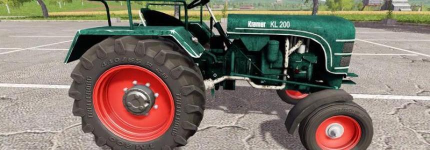 Kramer KL200 v1.0