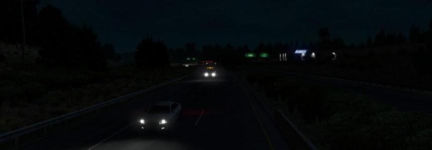 RJL Scania G.Vlastuin Skin + trailer