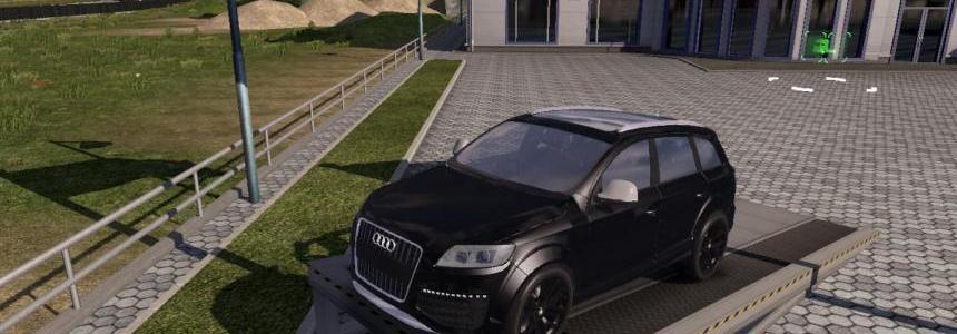 Audi Q7 Special Edition v1.0
