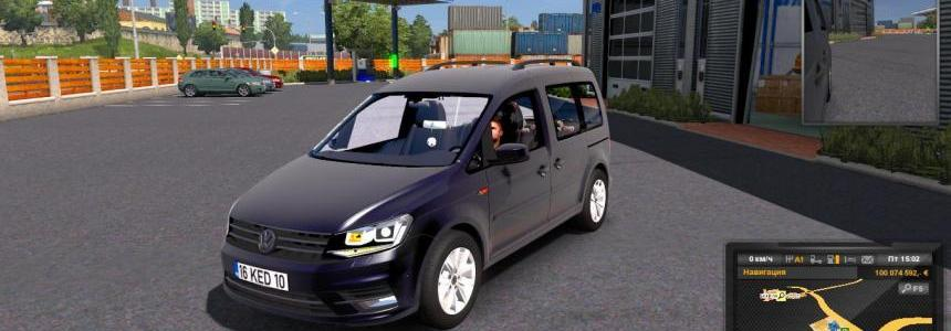 Volkswagen Caddy (1.28)