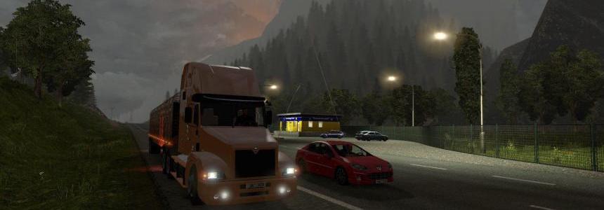 EAA Truck map v4.4