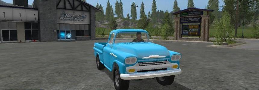 58 Chevrolet Apche V1