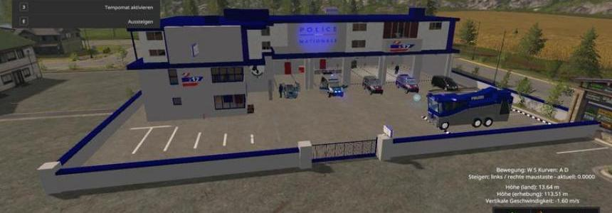 GolDGRECHST Vally Police Editon v1.0