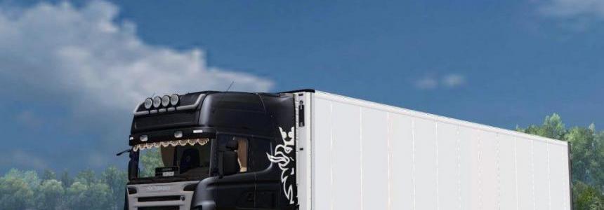 Scania R500 v8 v1.0