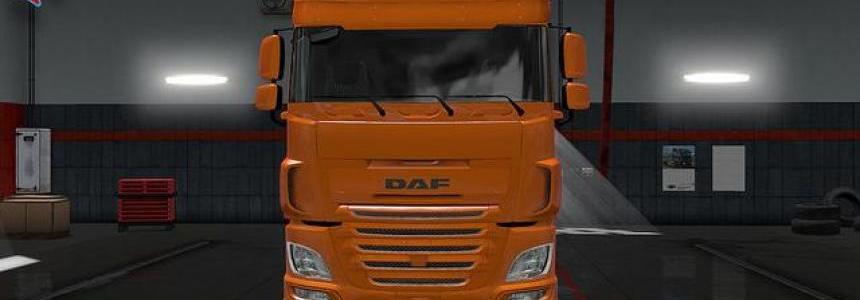 Accessory Daf Euro6 | Truck SCS 1.28 beta